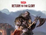 Return to the Glory