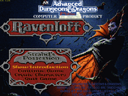 RavenloftMenu