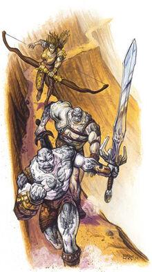 Goliath war band thomas baxa