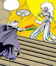 Prismatic spray - DC Comic