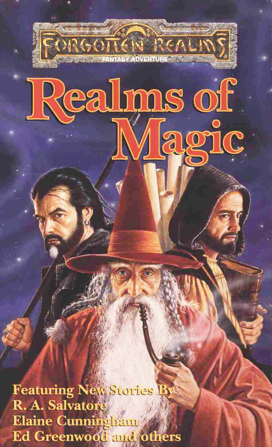 Realms of Magic | Forgotten Realms Wiki | FANDOM powered ...
