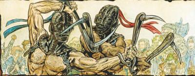 RoaringDragon-duel