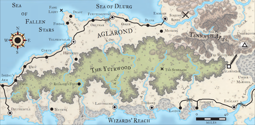 Aglarond | Forgotten Realms Wiki | FANDOM powered by Wikia
