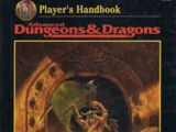 Player's Handbook 2nd edition (revised)