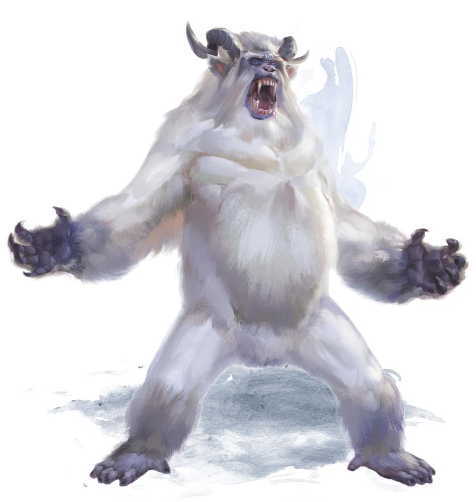 Yeti | Forgotten Realms Wiki | Fandom