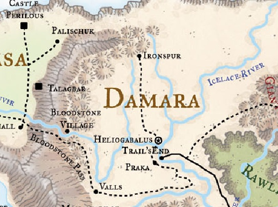 Damara | Forgotten Realms Wiki | FANDOM powered by Wikia