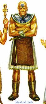 Priest of Geb