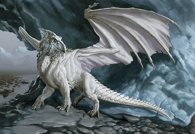 Image result for white dragon