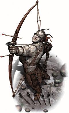 Cragtop archer