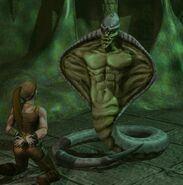 Dark naga - ruins of myth drannor