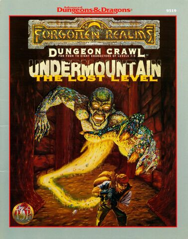File:Undermountain - The Lost Level.jpg