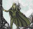 Reptilla Half-elven