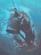 Sahuagin versus Orca
