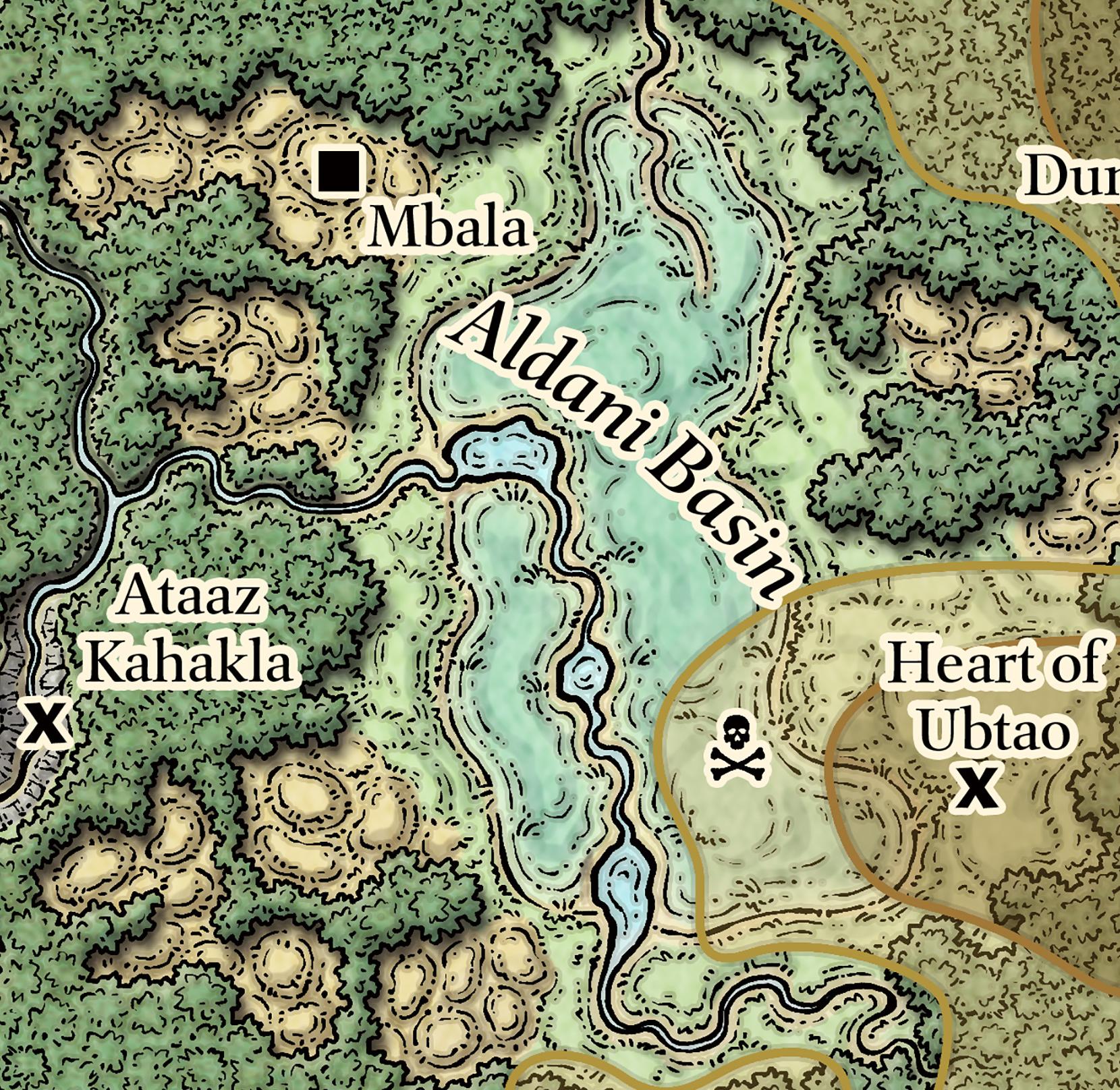 Aldani Basin | Forgotten Realms Wiki | FANDOM powered by Wikia