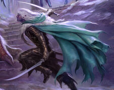 Drizzt Do'Urden - SoD - Todd Lockwood