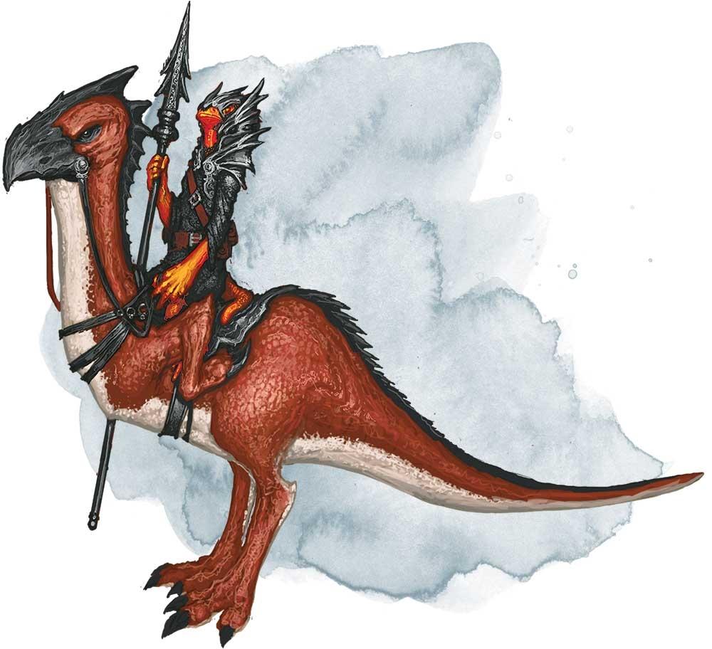 Giant Strider Forgotten Realms Wiki Fandom