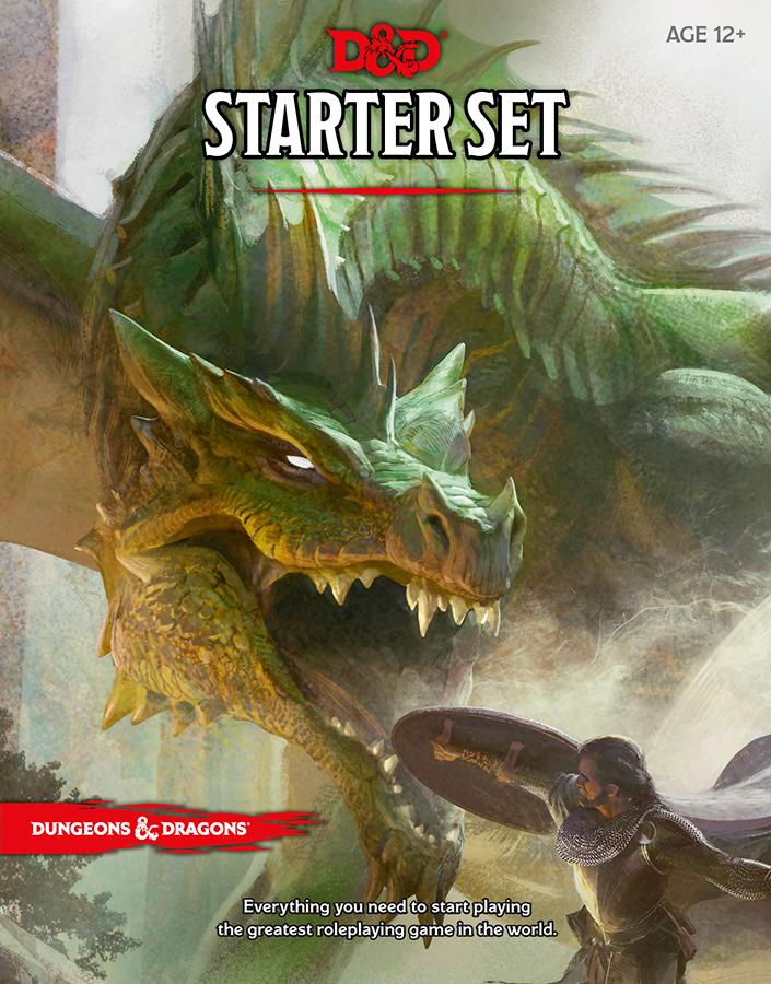 Dungeons & Dragons Starter Set | Forgotten Realms Wiki