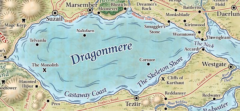 Dragonmere | Forgotten Realms Wiki | FANDOM powered by Wikia