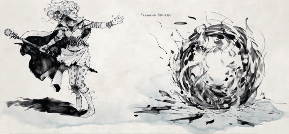 Essentials-p55-Flaming Sphere-Shawn Wood