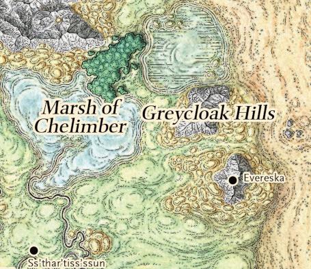 Greycloak Hills | Forgotten Realms Wiki | FANDOM powered by