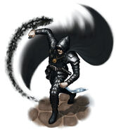 Black flame zealot