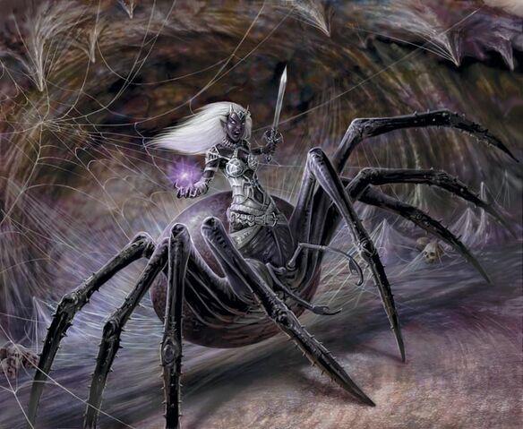 File:Monster Manual 4e - Drider - p93 - Anne stokes.jpg