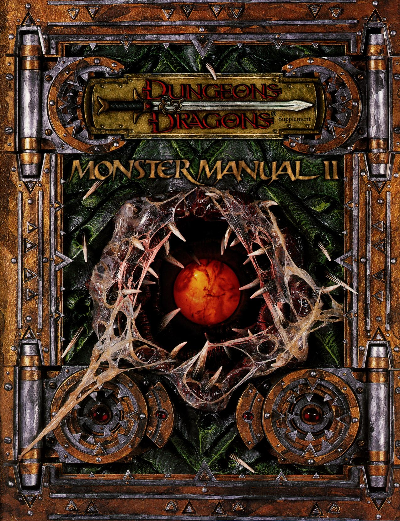 monster manual ii 3rd edition forgotten realms wiki fandom rh forgottenrealms wikia com monster manual 3e monster manual 3.5