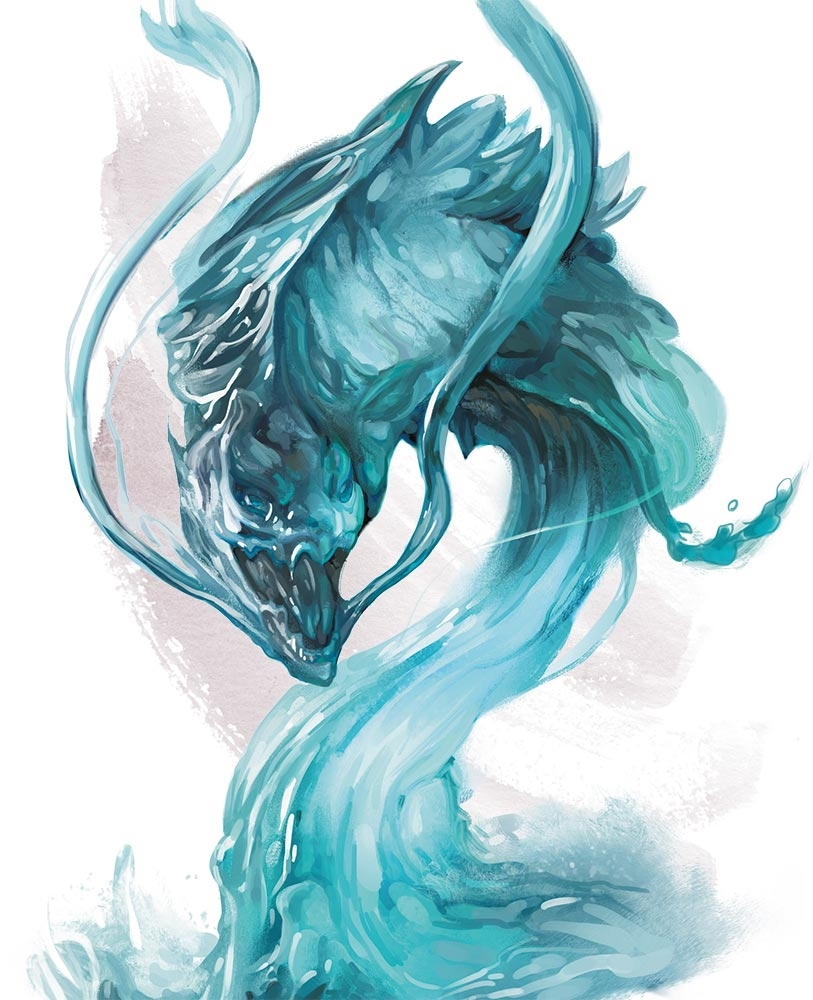 Water weird   Forgotten Realms Wiki   FANDOM powered by Wikia
