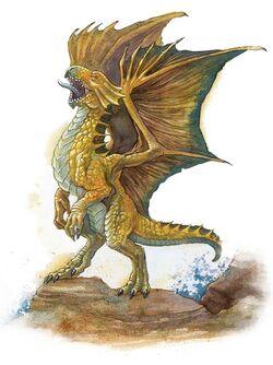 Bronze dragon | Forgotten Realms Wiki | FANDOM powered by Wikia