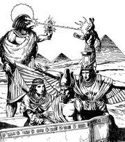 Resurrection of Osiris