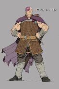 DungeonsDragons Minsc-Boo Dunbar