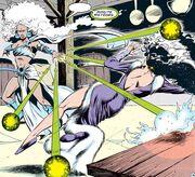 Minute meteors DC Comics