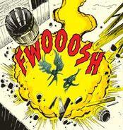 Fireball - comic