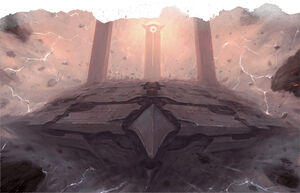 Githzerai limbo fortress-5e