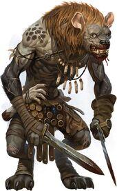 Gnoll flesh gnawer-5e