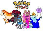 Pokemon Tiem