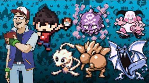 Weird Original Pokémon Sprites - Feat