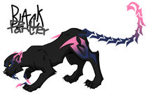 Noise Black Panther by Fabulla