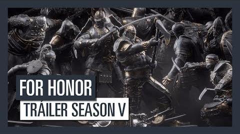 For Honor - Tráiler Season V