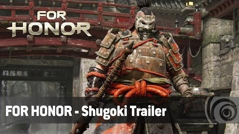 For Honor – Shugoki Tráiler ES