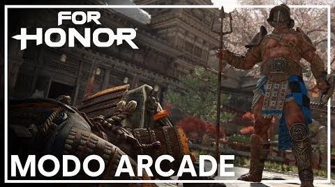 For Honor - Trailer Modo Arcade Gamescom 2018-2