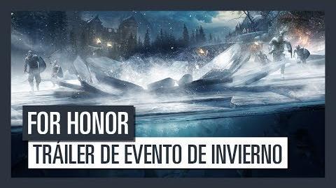 FOR HONOR - Tráiler de Evento de Invierno