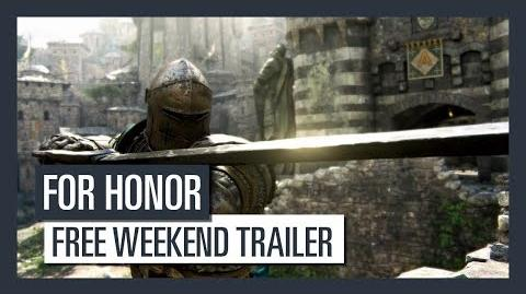 For Honor - Free Weekend Trailer