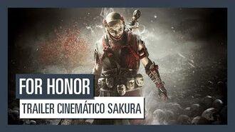 For Honor - Tráiler cinemático Sakura