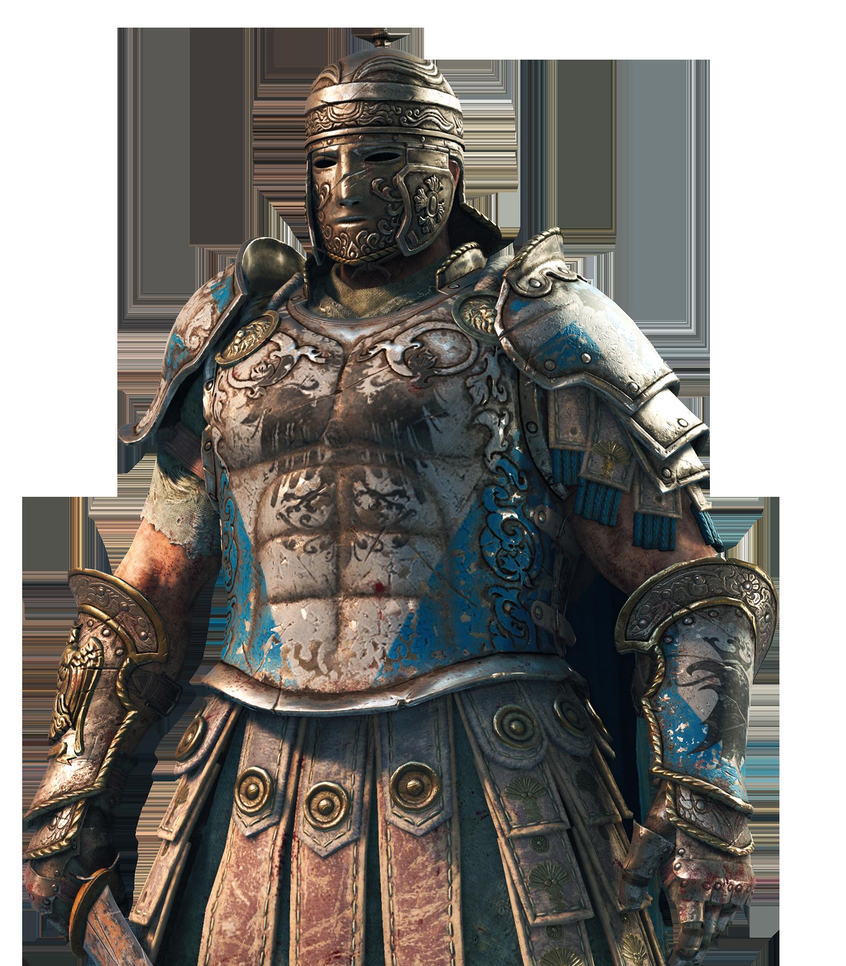 Centuriones Portada