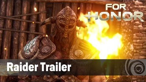 For Honor - Vikingos Tráiler ES