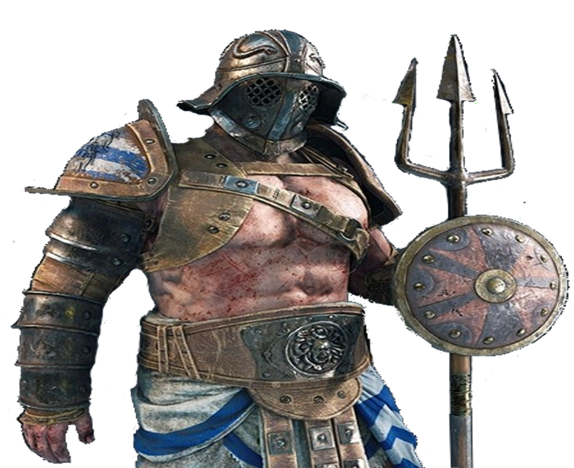 Gladiadores Portada