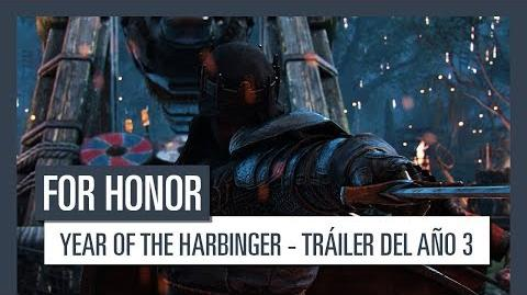 For Honor Year of the Harbinger - Tráiler del Año 3