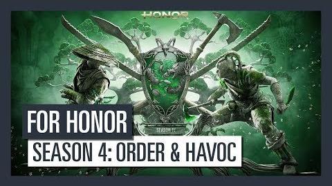 For Honor Season 4 Order & Havoc