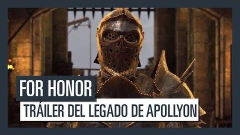 For Honor - Tráiler del Legado de Apollyon